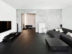 Сочетание ламината и мебели