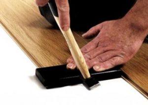 Ламинат как уложить правильно на деревянный пол