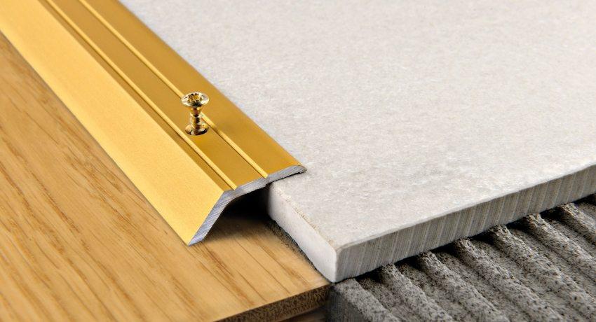 Порожек для плитки и ламината