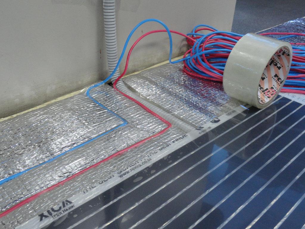 Как укладывать провода