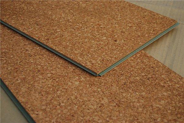Пробковый ламинат без финишного покрытия