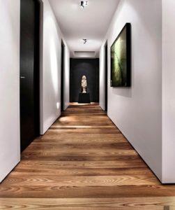 Выбор ламината для коридора