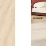 Белый оттенок ламината