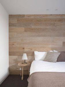 Декор комнаты с помощью ламината
