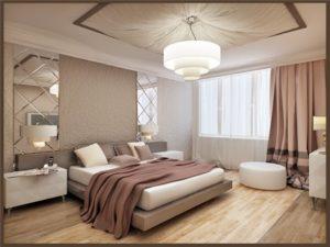 Долговечный ламинат для спальни