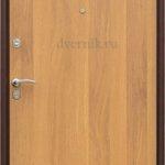 Двери с ламинатной поверхностью