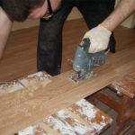 Как резать ламинат и какими инструментами