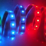 Какие есть подсветки на светодиодах