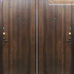 Ламинат на двери