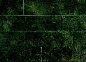Необычный оттенок зеленого ламината
