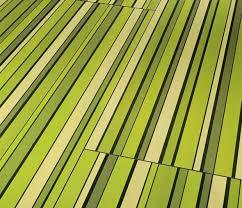 Оригинальный зеленый ламинат