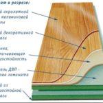 Особенности защиты современного ламината