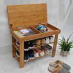 Полка для обуви на основе ламината