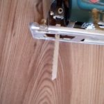 Разрезаем ламинат с помощью инструментов