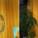 Светлая отделка мансарды ламинатом