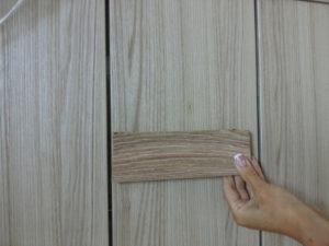 Вариант ламаната для изготовления дверей
