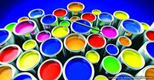 Варианты красок для ламината