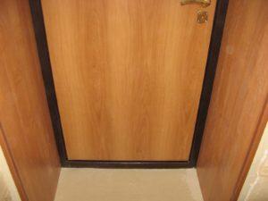 Входные двери на основе ламината