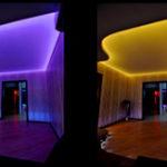 Виды подсветки на основе светодиодов