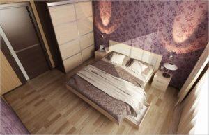 Выбор ламината для обустройства спальни