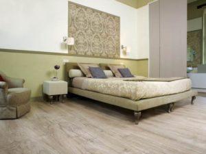 Выбор ламината для спальни