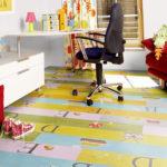 Особенности выбора ламината в детскую комнату
