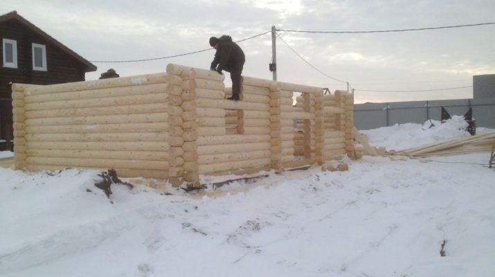 А стоит ли бояться строить зимой