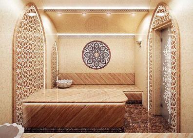 Что такое хаммам и как его строят