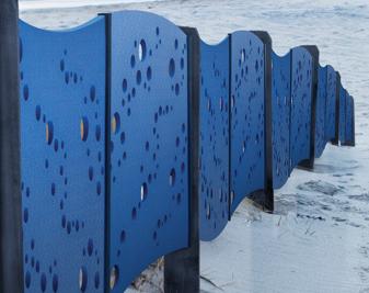 Декоративные заборы для дачи, или как украсить забор на даче