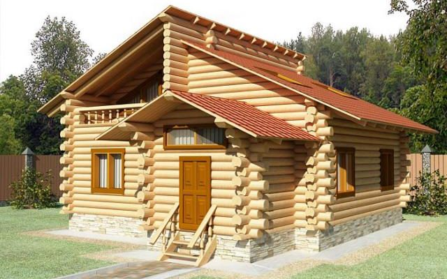 Еще один способ построить свой дом