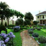 Хороший газон на участке – это как паркет в доме
