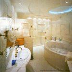 Иллюминация для ванной комнаты
