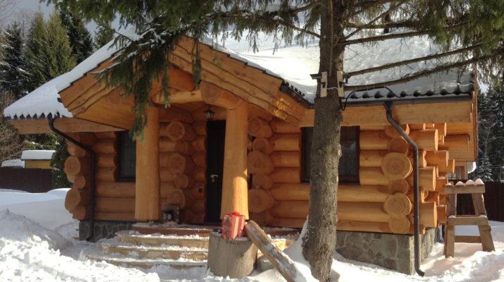 Как можно уменьшить растрескивание дерева при строительстве дома из бревна