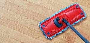 Как мыть пол правильно