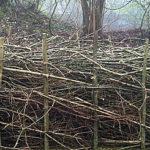Конструкции деревянных ограждений