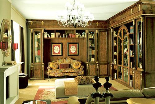 Немного о мебельных стенках