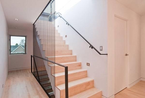Оптимальный выбор лестничных конструкций для современного дома
