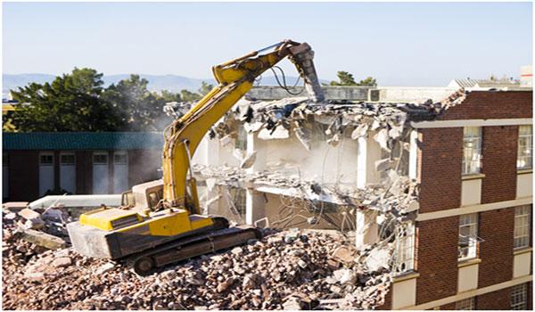 Особенности сноса и демонтажа зданий