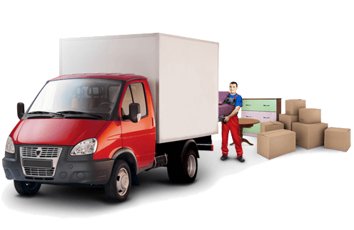 Перевозка мебели - автомобиль для переезда