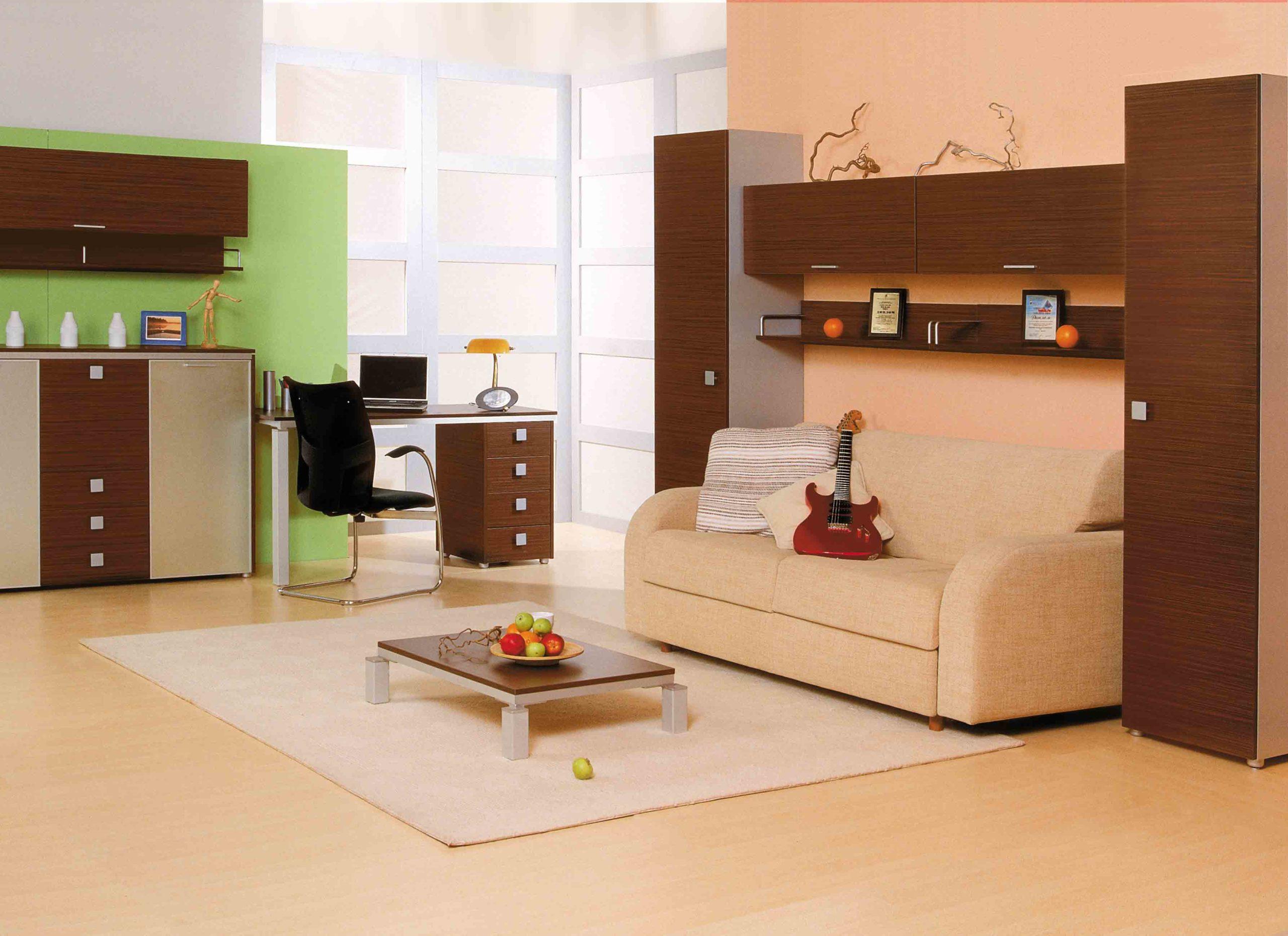 Подбор мебели для детской комнаты