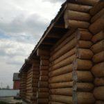 Преимущества домов из рубленых и оцилиндрованных бревен