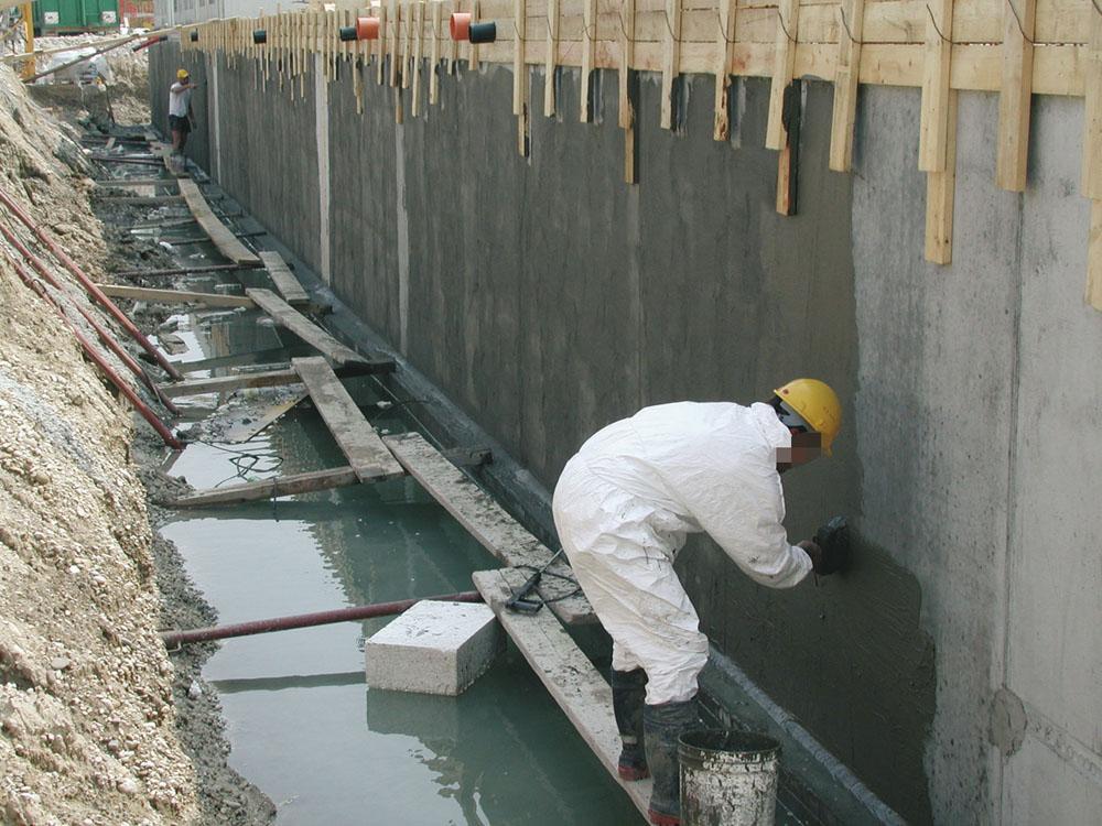 Преимущества и недостатки проникающей гидроизоляции