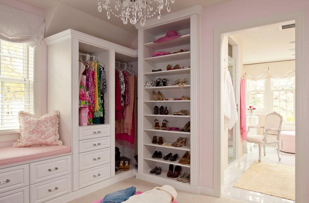 Принципы конструирования шкафов-купе и встроенной мебели