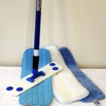 Швабра для мытья ламината