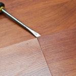Как демонтировать ламинат своими руками