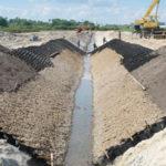 Современные геосинтетические материалы для берегового укрепления