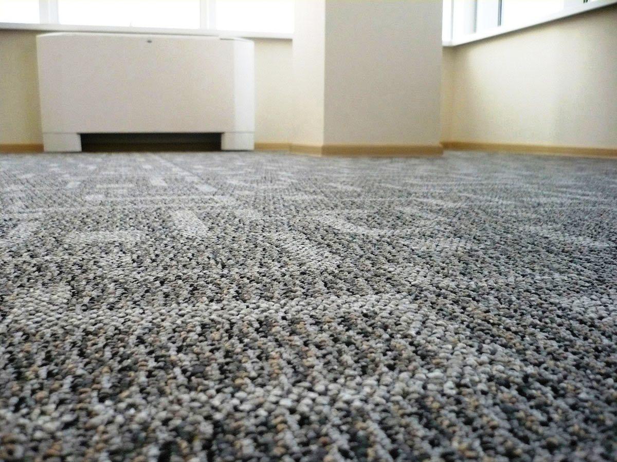 Уход за ковровыми покрытиями