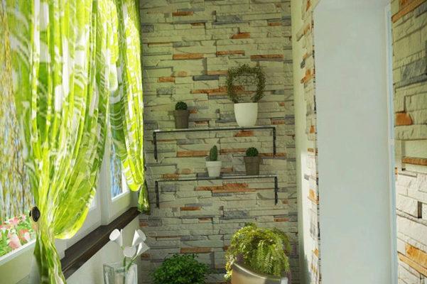 Балконное озеленение