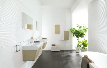 Белая плитка подчеркнет индивидуальность помещения