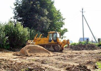Как подготовить участок под строительство дома